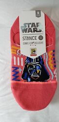 SDCC 2018 Exclusive Limited Stance Star Wars Socks Vader and Stormtrooper wmn $18.95