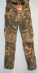SHE Outdoor C4 Women's Ladies Size Sm Realtree Fleece Insulated Pants with Tags