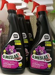 O Meslas ORCHID SPRAY Plant Food Biohumus organic fertilizer BIO vermicompost $12.99