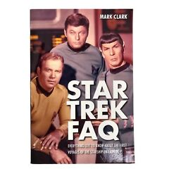 Star Trek FAQ: Everything Left to Know About the First Voyages - 2012 Paperback