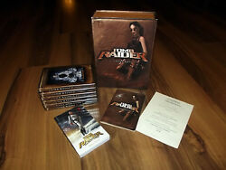 TOMB RAIDER ULTIMATE EDITION COLLECTOR'S EDITION - PC !! ULTRA RARE