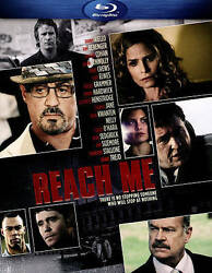 Reach Me bluray. Brand new and free shipping  $8.00