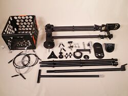 Microdolly Hollywood Jib Kit Plus Extras - Great Condition!