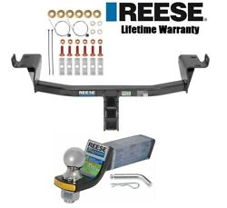 Reese Trailer Tow Hitch For 14-19 Jeep Cherokee All Styles w Mount and 2