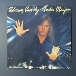 Lp Vinyl - Shaun Cassidy - Under Wraps - 1978 Warner Bros BSK3222