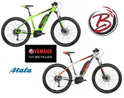 BICYCLE AND BIKE ELECTRIC ATALA YOUTH YAMAHA E-HARDTAIL FRONT