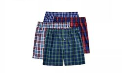 Fruit Of The Loom Mens 16-Pack Tag Free Boxers Short 2XL 3XL !