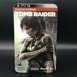Tomb Raider -- Collector's Edition (Sony PlayStation 3 PS3) *COMPLETE - TESTED*