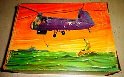 VINTAGE EARLY 50s HELICOPTERS FOR INDUSTRY: PIASECKI H 25 quot;HUPquot; 1 48 $209.54