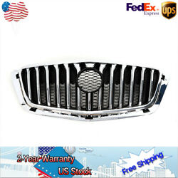Buick Encore Black Chrome Front Bumper Mesh Grill 2013-2015 FedEx USA Hot New