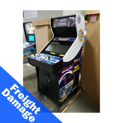 Arcade Legends 3 with Golden Tee - Damaged Decal