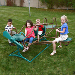 Playground Equipment Teeter Totter Seesaw Jungle Gym Outdoor Kids Daycare School