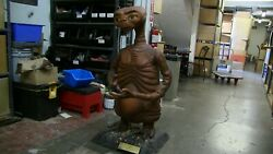 Life Size E.T. Artist's Proof The Extra Terrestrial ET Full Size Prop Rare