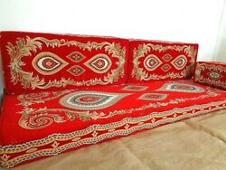 floor seatingfloor cushionfloor coucharabic seatingarabic couchmajlis MA01 $390.00