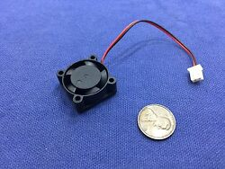 1 Piece BXR 25mm x 25 x 10 small Brushless Cooling Fan micro Flow CFM 12V c7 $7.50