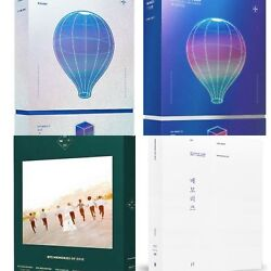 BTS: 2016 -2017 MEMORIES DVD BLU RAY WINGS TOUR BLU RAY (SELECT) [KPOPPIN USA]