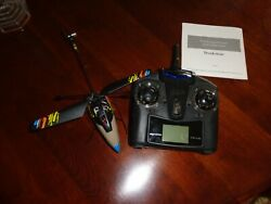 Brookstone 24 Ghz Stunt Copter Remote Control and Helicopter $60.00