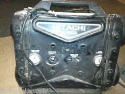 Used PUMP AND MOTOR FOR HITACHI EC119SA -ENTIRE PICTURE NOT FOR SALE