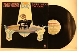 George Shearing & Barry Tuckwell Play The Music Of Cole Porter Record 12