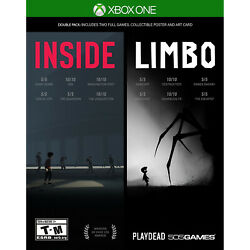 InsideLimbo: Double Pack Xbox One [Brand New] $9.16