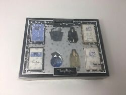 Thierry Mugler Angel and Alien 4 Piece Collection Miniatures Gift Set $50 RETAIL