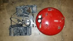 USED TANKS FOR PC FOR C2006 PART ONLY PICTURE OF ENTIRE SAW $35.00