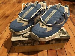 NEW IN BOX 2000 DC SHOES KALIS OG - LIGHT BLUE -SIZE 9