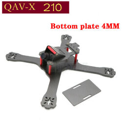 QAV210 Carbon Fibre Racing Quadcopter Frame Kit FPV 210mm RC QAV $28.99
