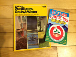 Backyard Composting Complete Guide Recycling Yard Clippings Ortho Fertilizers $8.99
