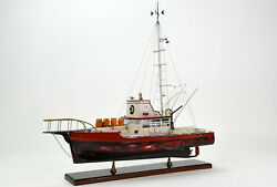 """The ORCA from the movie """"JAWS"""" movie - Wooden Fishing Boat Model 28"""