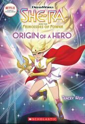 Origin of a Hero (She-Ra Chapter Book #1) (Paperback –2019) r