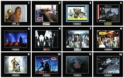 12 STAR WARS 8quot; x 10quot; ESB Pictures All 11quot; x 14quot; Black Matted PICK ANY 1 $8.00