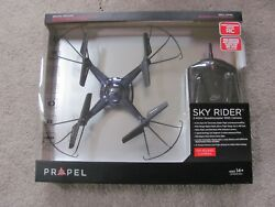 New Propel RC Sky Rider 2.4GHz Quadcopter with Onboard Camera Navy Blue OD 2113 $89.98