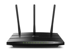 TP-Link Archer C1200 AC1200 Wireless Dual Band Gigabit Router (Reburbished)