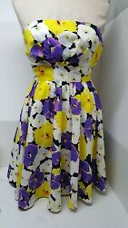 twenty one dress floral size S $9.99