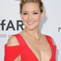 Kate Hudson's LOREE RODKIN Pave Diamond 18K Claw White Gold Pendant Necklace!