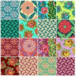 Eternal Sunshine 16 fat quarter Bundle - Full Collection by Amy Butler
