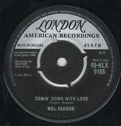 MEL GADSON Comin' Down With Love 7