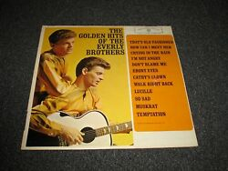 The Golden Hits of the Everly Brothers Warner Brothers 1471 Hi Fi $4.21
