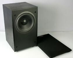 Mirage FRX-S8 Powered Subwoofer w High Current 100WPC Mosfet Amplifier (Canada)