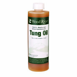WoodRiver Pure Tung Oil Pint $25.98