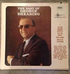 Vinyl Record The Best Of George Shearing