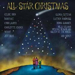 All Star Christmas Audio CD By Various Artists VERY GOOD $3.78