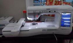 Brother XE VM5100 Dream Creator Sewing & Embroidery Machine