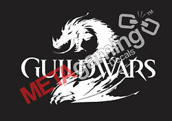 Guild Wars 2 logo for PC or Car Decal Sticker