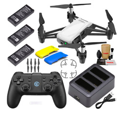 Tello Drone Quadcopter Boost Combo Plus with 3 Batteries Charging Hub GameSir $300.00