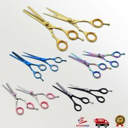 Professional Hair Cutting Scissors Shears Siraj Barber Salon Hairdressing 6