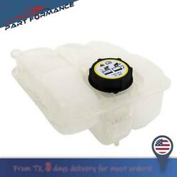 Engine Coolant Recovery Expansion Tank + Cap CV6Z-8A080-A for Ford Escape Focus $23.95
