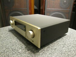 Accuphase C-275V Control amplifier AC100V Free Shipping USED (d367