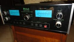 McIntosh MA6450 Integrated Amplifier 100W per channel With Remote